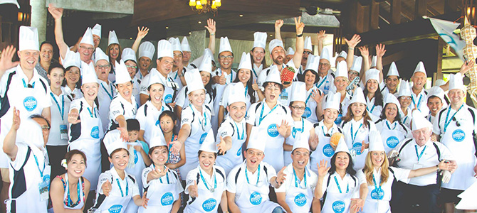 Sales leaders in Nu Skin Pacific recently celebrated their hard work and accomplishments on the stunning island of Koh Samui, one of the largest islands in the gulf of Thailand.